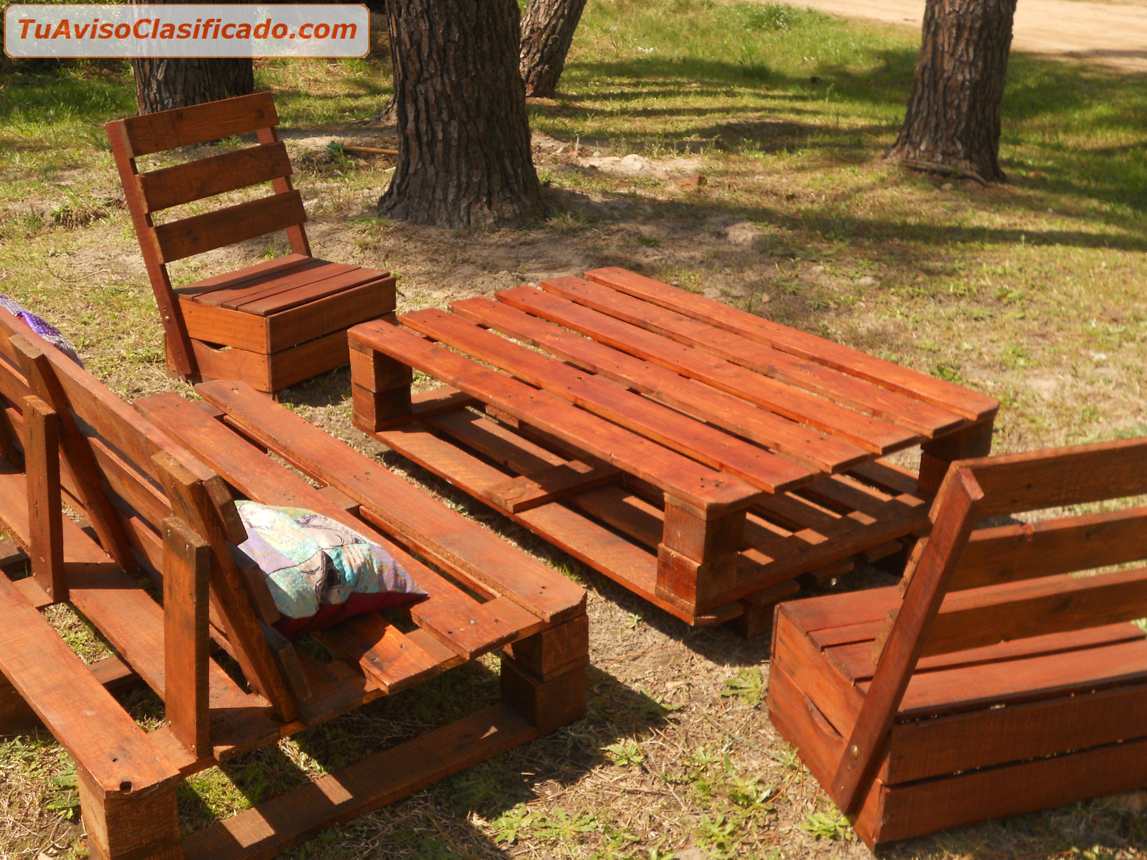 Juego de jardin - Mobiliario y Equipamiento > Otros - Dpto. Can...