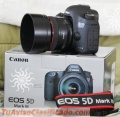 Canon EOS 5D Mark III con EF 24-105mm IS lente $1000 dolares