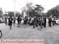 Clases de candombe.
