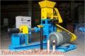 Extrusora Meelko para pellets flotantes para peces 60-80kg/h 11kW - MKED050C
