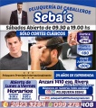 PELUQUERÍA SEBAS EN De caballeros sms-099278408