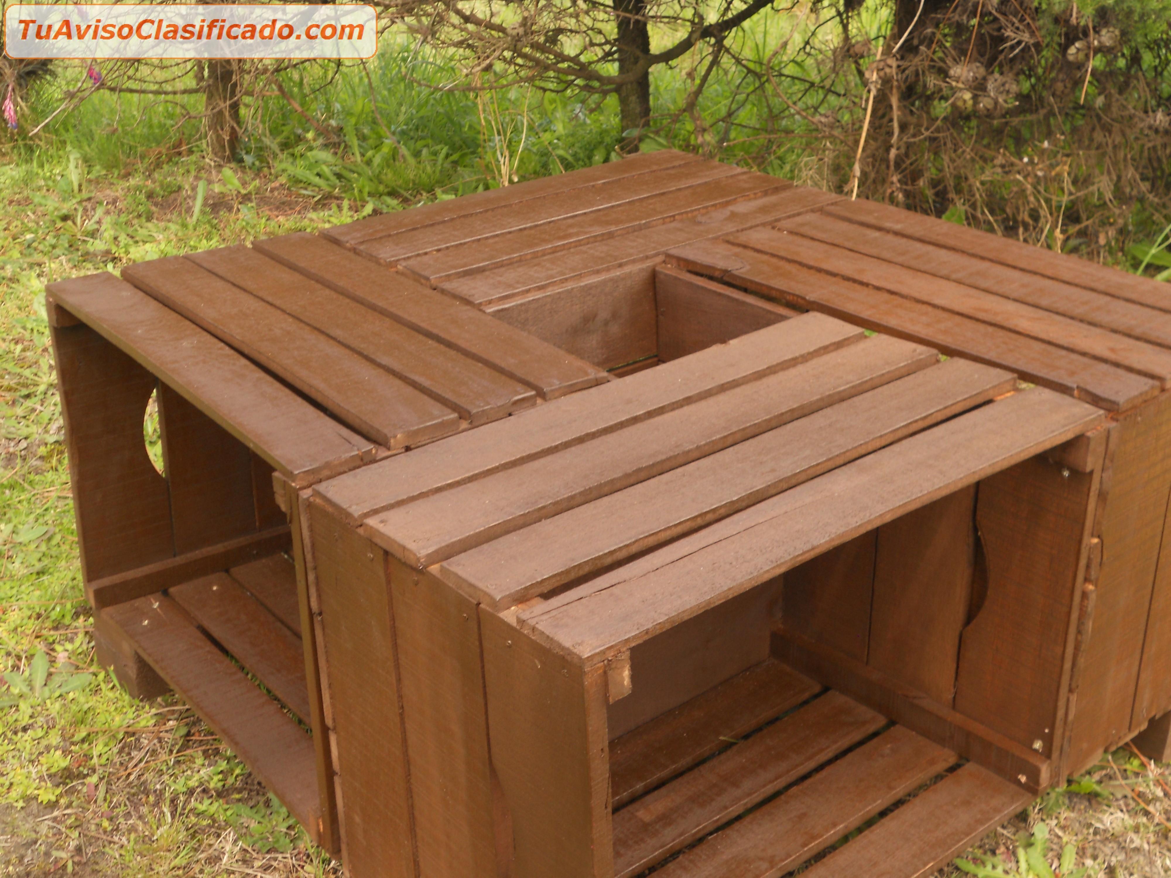 Muebles de pallets honduras 20170807215054 for Muebles de jardin uruguay