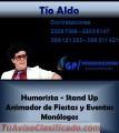 Tío Aldo Animador de Fiestas y Eventos Uruguay Comedy, Monólogos, Humorista