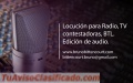 Locutor de radio - Bruno Bittencourt